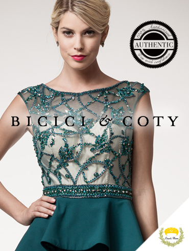 100% Authentic Bicici & Coty Dresses